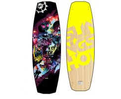 Slingshot Shredtown 139 Wakeboard 2015