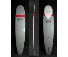"Surfboard Takayama In the Pink 9\'1"" Longboard"