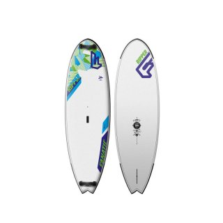 Fanatic SUP Board Ripper Kids Wind EVA 86